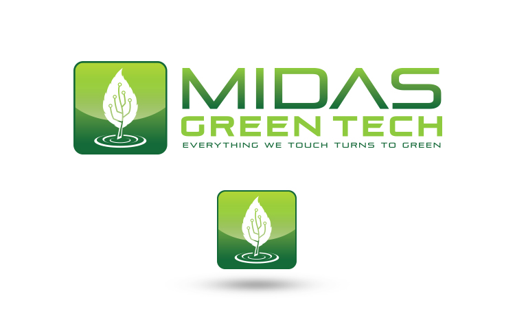 logo midas green tech 04