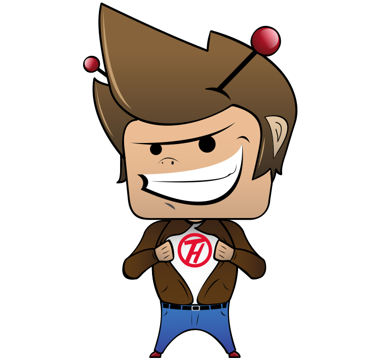 logo tiny hero 11