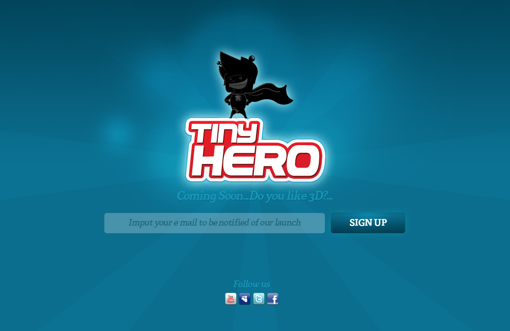 logo tiny hero 12